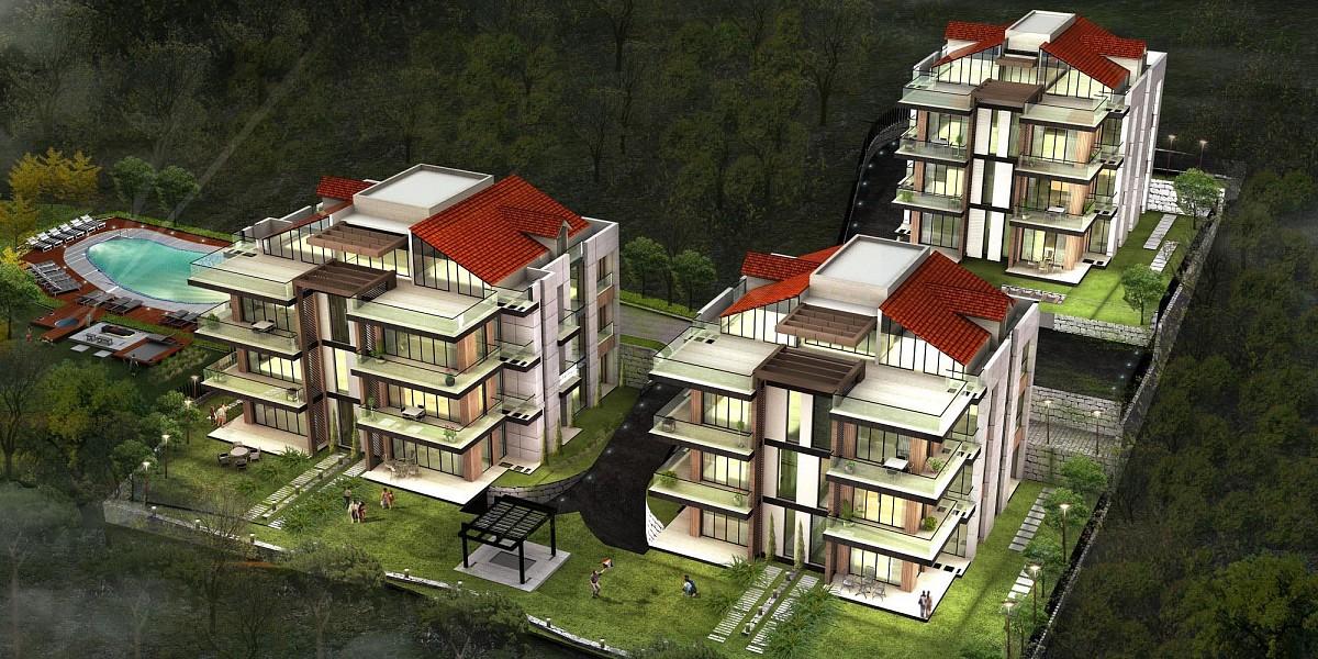 Reyfoun, Residential Buildings, Keserwan Buildings