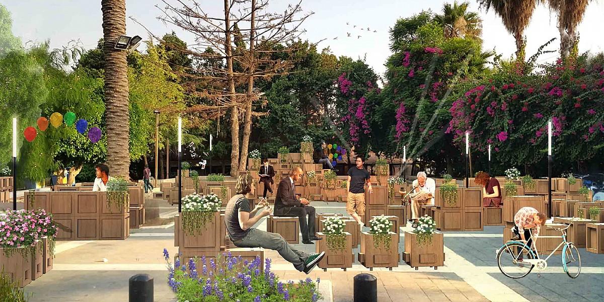 byblos public space