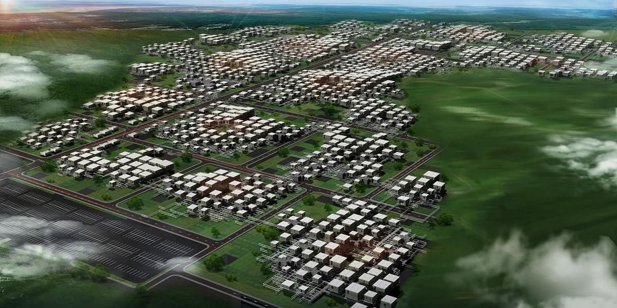 Syrian Refugees Camp
