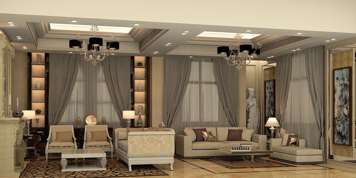 Interior: Villa Rawas